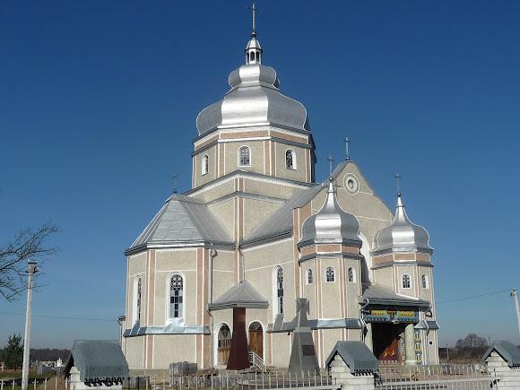 Добрівляни. Нова церква