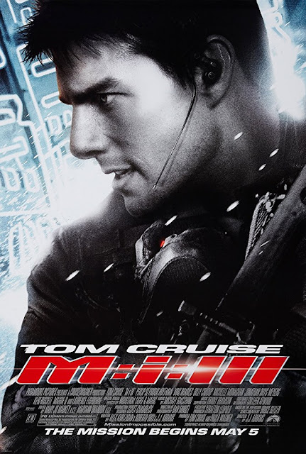 poster Mission Impossible III 2006 Full Movie Download Dual Audio 720p