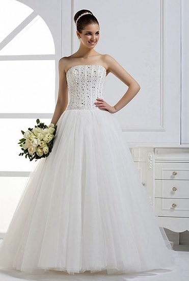 http://www.dressfashion.co.uk/product/princess-strapless-crystal-detailing-lace-up-white-tulle-wedding-dresses-00017192-3077.html? Utm_source = minipost y utm_medium = 1,174 y = utm_campaign el blog