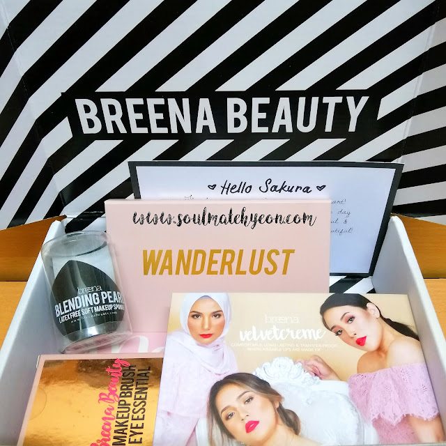 Monthly Project; #23 Brand Story : Breena Beauty