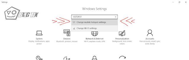 Cara Aktifkan Wi-Fi Hotspot Dengan Mudah Di Windows 10
