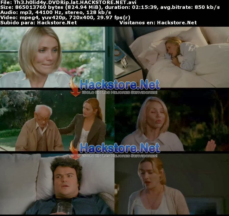 Captura El Descanso (2006) DVDRip Latino