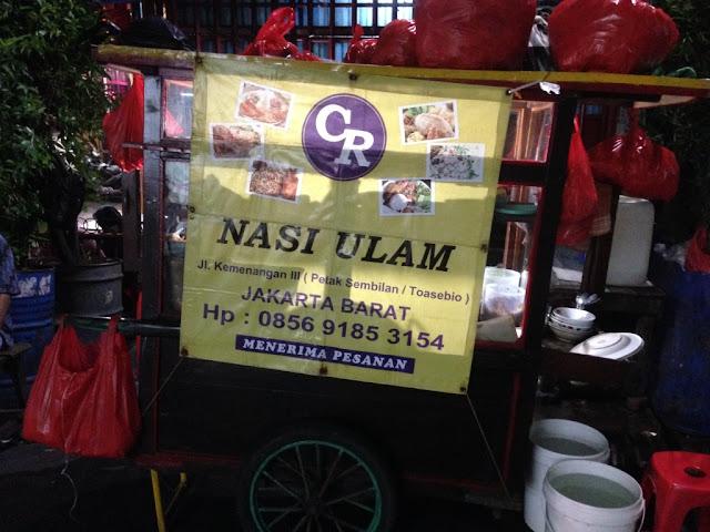 kawasn kuliner Jakarta Barat