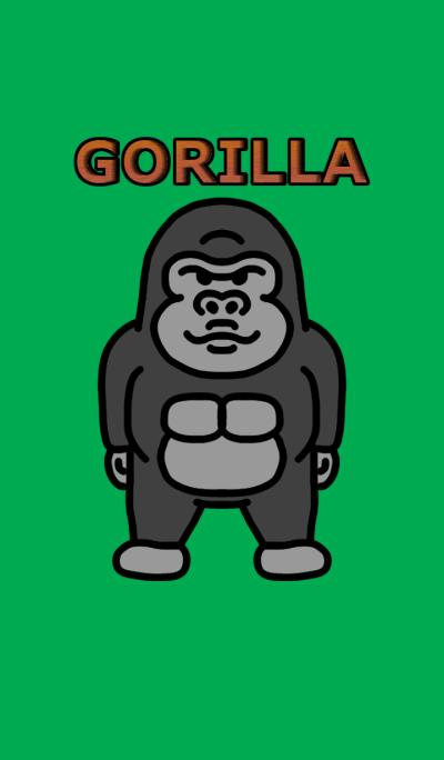 Gorilla Forest (JPN)