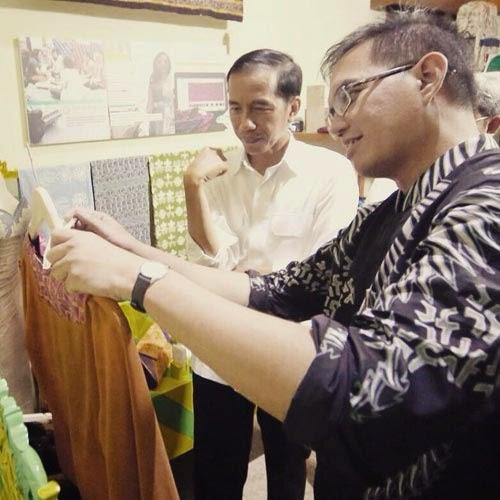 Batik Tulis motif muman buatan seragam batik solo kalinggo batik