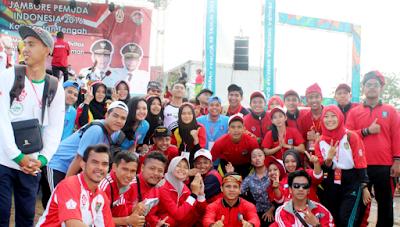 Jambore Pemuda Indonesia,Menyisakan Kerinduan,JPI 2016,Jambore Pemuda.