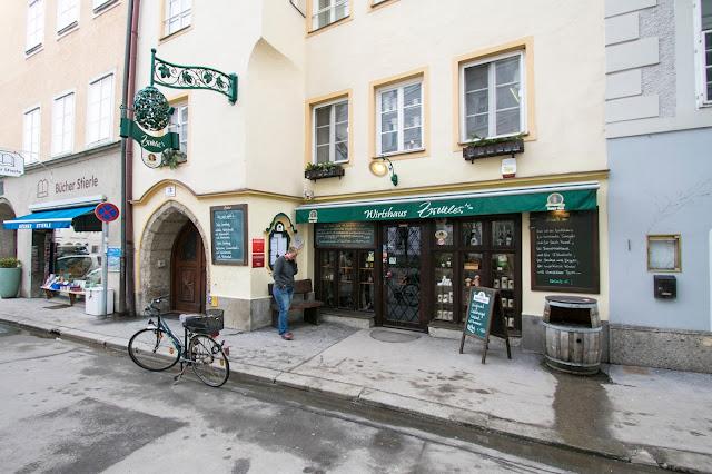 Ristorante Zwettler's-Salisburgo