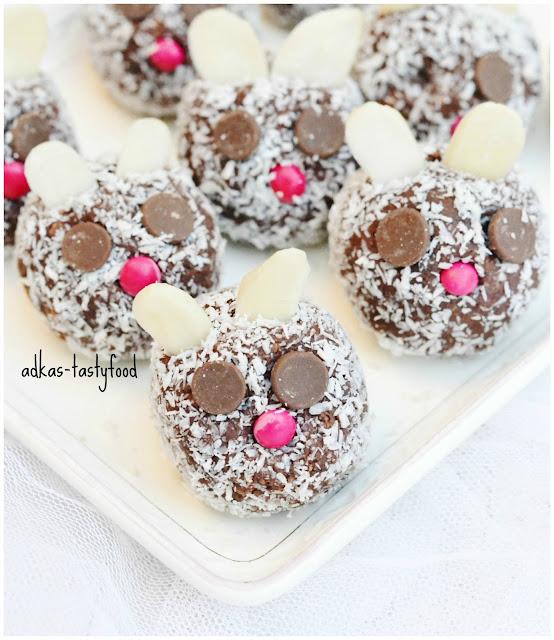 Nutella-Amaretto guľky