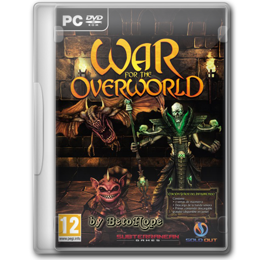 War for the Overworld Full Español