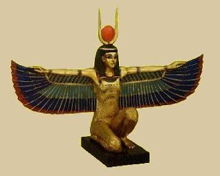 La Diosa Isis