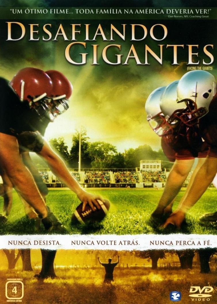 Desafiando Gigantes – Dublado (2006)