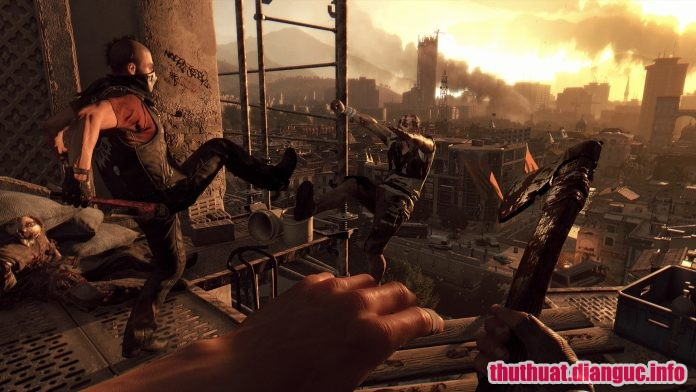 Dying Light, Dying Light free download, Tải Game Dying Light Full Crack Cho Máy Tính, Tải game Dying Light: The Following – Enhanced Edition miễn phí