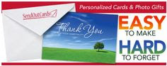Peachtree City Professional Organizer Operation Organization by Heidi tried Send Out Cards and loved it!