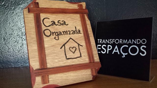Casa Organizada - Transformando Espaços