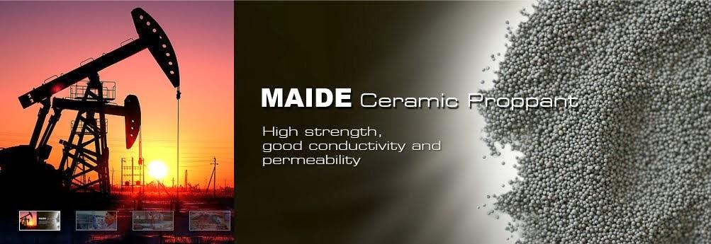 Maide Frac Sand Companies Proppant Ceramic Proppant