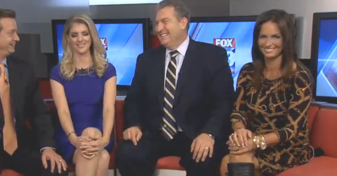 News women blog two nights in a row for mary ellen pann on fox43