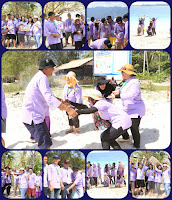 LOMBOK MEETING & OUTBOUND