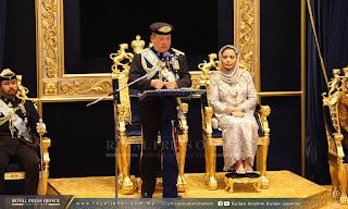 Sultan Johor: Sertai Statut Rom bercanggah Perlembagaan Persekutuan