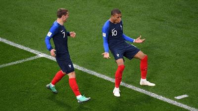 Γαλλία - Περού 1-0