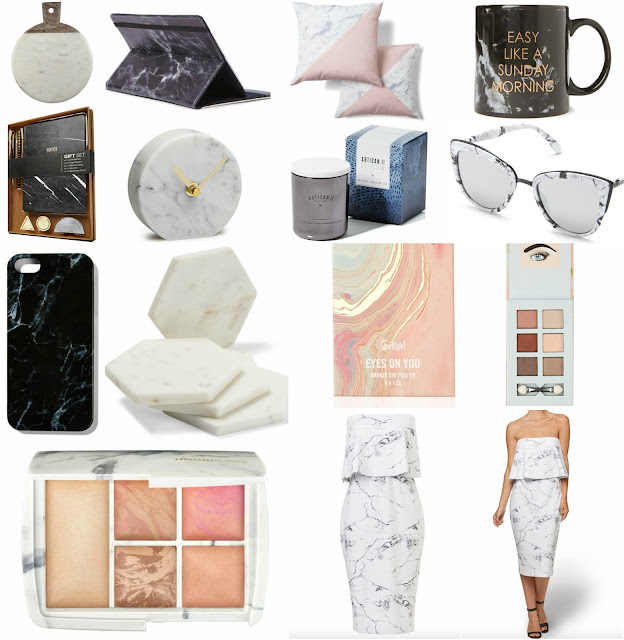 The Ultimate Christmas Gift Guide For Your Marble Obsessed Minimalist Friend