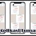 Aplikasi Tuman & Cara Membuat Stiker atau Meme Lucu