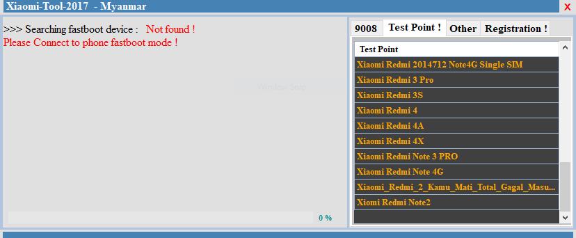 Redmi Note 3 Mi Account Remove Tool Free Download — TTCT
