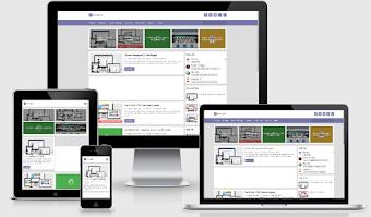 Chia sẻ  template Dienblogger material design v2