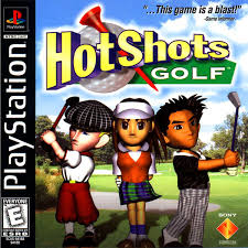 Hot Shots Golf - PS1 - ISOs Download