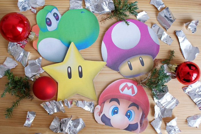 diy super mario coasters francinesplace