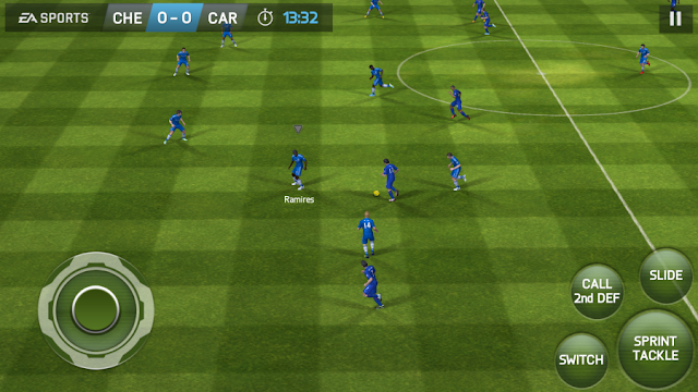 FIFA 14 MOD APK + DATA [Offline, Full Unlocked] Games ...
