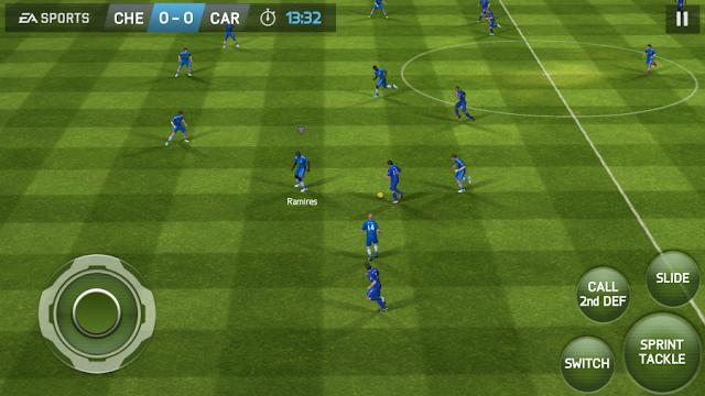 FIFA 14 Mod Apk Data