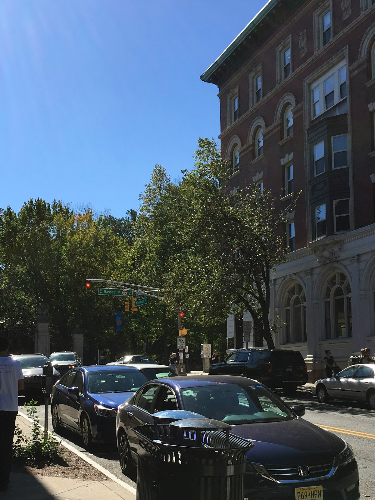 Places to Spend a Fall Day - Downtown Princeton