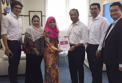 Permohonan Pendaftaran Parti Pribumi Bersatu Malaysia