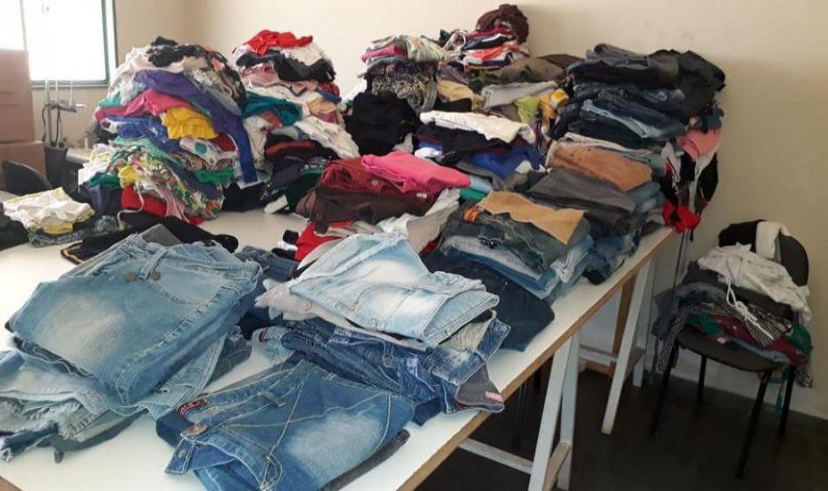 Fundo Social de Severínia realiza Bazar para doação de roupas nesta semana
