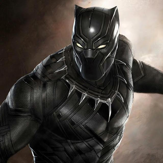 Black Panther Wallpaper Engine