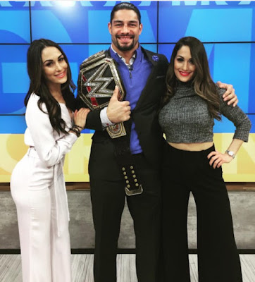 Photos Of WWE Diva Nikki Bella To Make Her Your Main Event