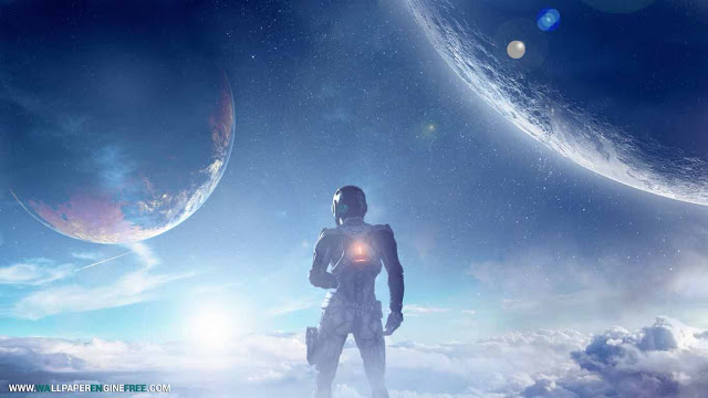 Mass Effect: Andromeda - Snow 1 Wallpaper Engine Free