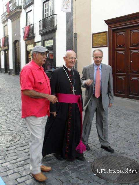 Fallece el arzobispo palmero Elías Yanes