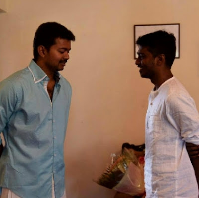 Vijay 61st Film Directed By Atlee