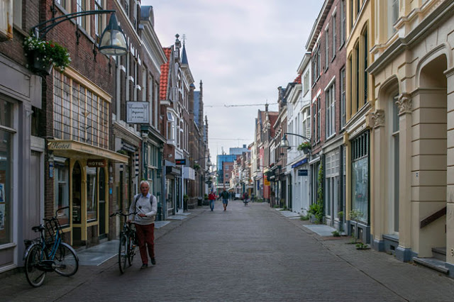 deventer denmark streets beautiful photo