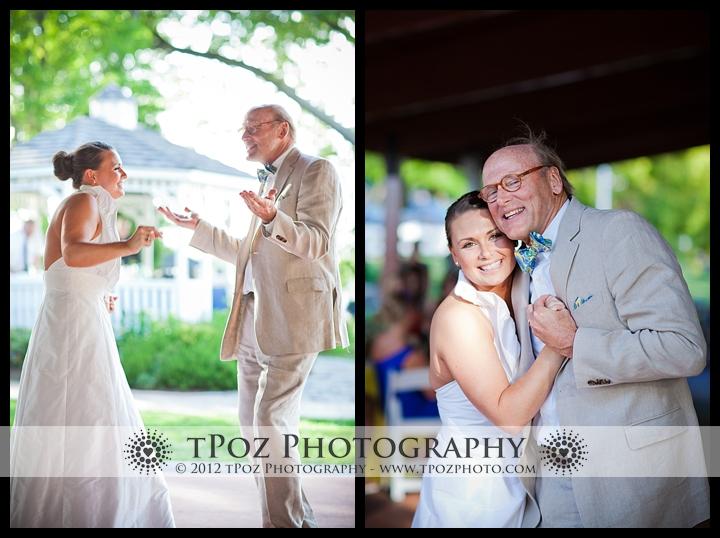 Father Daughter Dance Port Annapolis Marina Wedding