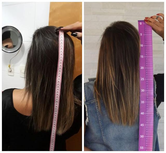 Veja seu cabelo 4cm maior em apenas um mês