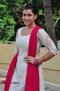 Actress Mannara Chopra Latest Pictures in White Salwar Kameez  0029.JPG