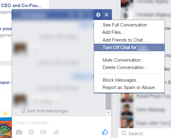 How To Appear Offline on Facebook