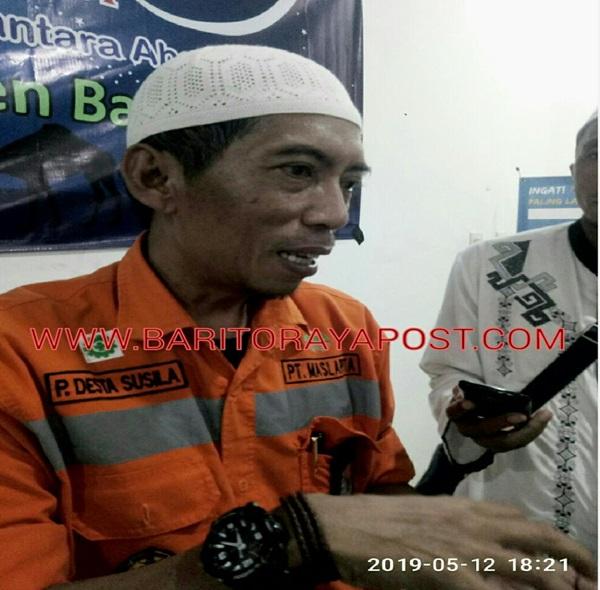 PT. Maslapita Rangkul Beberapa Perusahaan Untuk Bergotong-royong Merawat Jalan Eks Pertamina