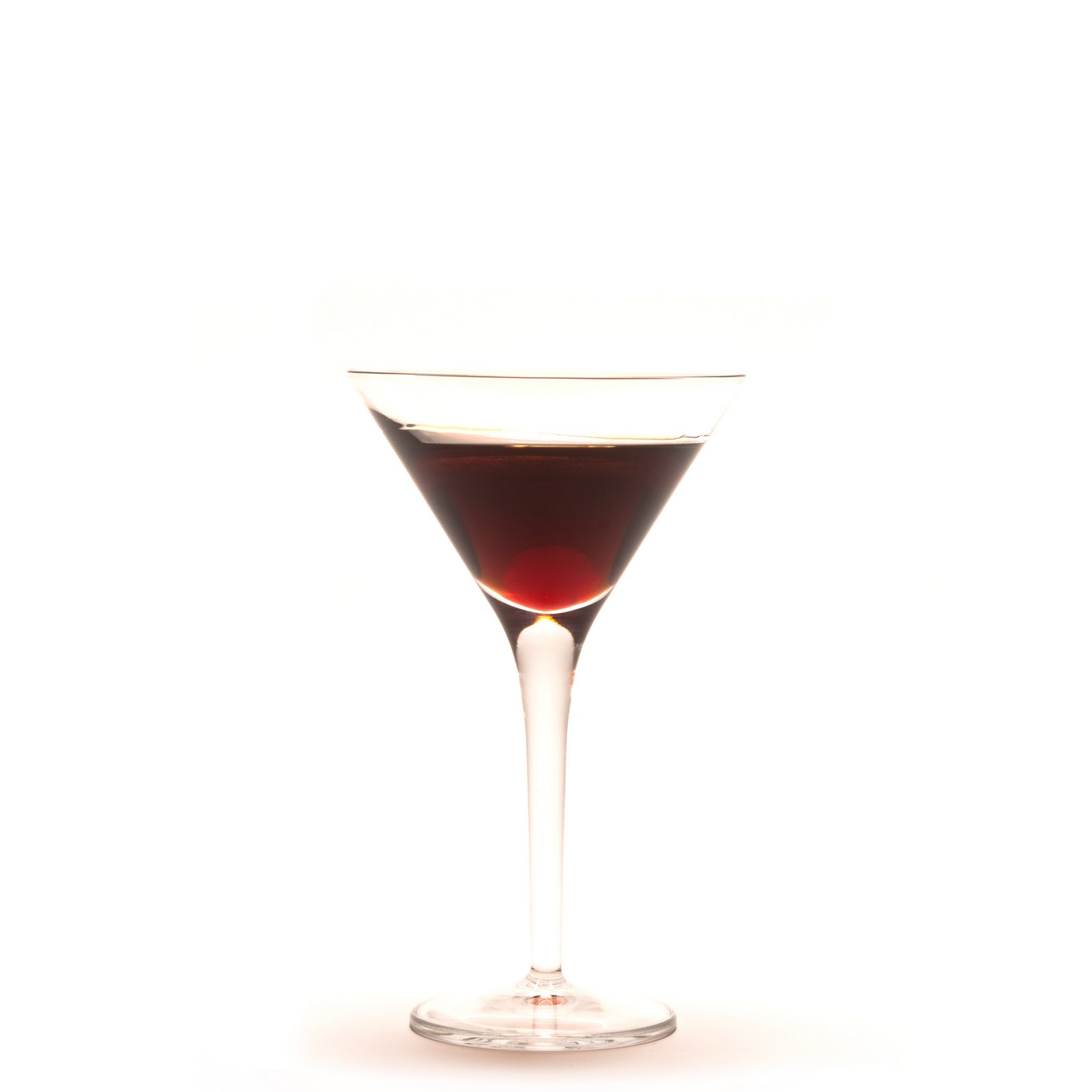 The Volstead Act Craft Cocktail Service Black Manhattan
