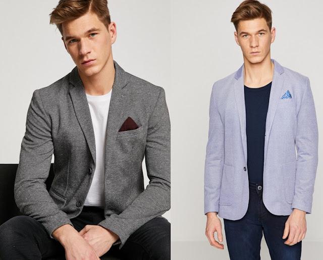 Takım Elbise İçin Uyumlu Ceket