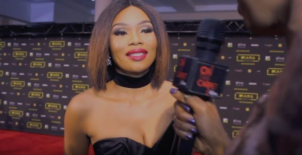 Media personality Bolanle Olukanni caught up with some South African stars at the recently held MTV MAMAs