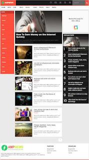 amo blogger templates,blogger templates,amp templates,