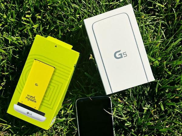 En Eğlenceli Telefon LG G5!